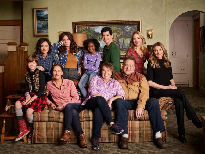 WATCH: #Roseanne season 10 ep 3 'Roseanne Gets The Chair' [full ep]