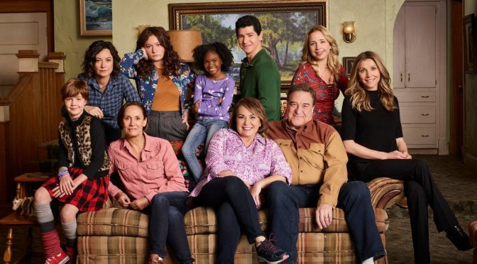 WATCH: #Roseanne season 10 ep 9 'Knee Deep' [full ep]