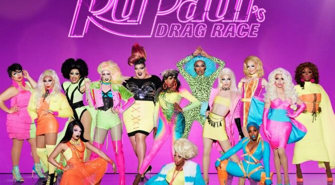 WATCH: Rupaul's #DragRace season 10 ep 4 'Last Ball on Earth' [full ep updated]