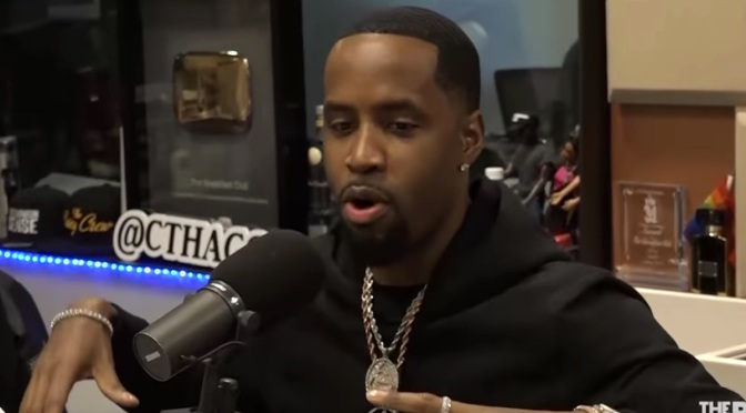 #LHHNY's #Safaree speaks out on NUDE PIC LEAK-says he was not fully ERECT & sex toy inquiries! [vid]