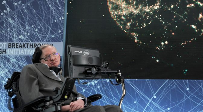 #StephenHawking has DIED at 76! [details]