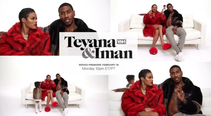 WATCH: #TeyanaandIman season 1 ep 4 'You Better Werk' [full ep]