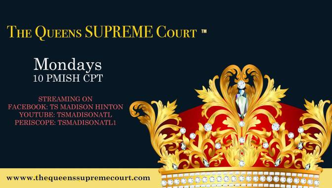 WATCH: #TSMadison's #TheQueensSUPREMECourt with #FunkyDineva!! [vid]