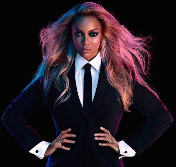 New face needed: Tyra Banks, 42, announced that she will not return as host of the new edition of America's Next Top Model, which has been picked up by VHI. She is pictured on December 9, Tyra said in a statement: 'After creating an incredible, global brand, I .