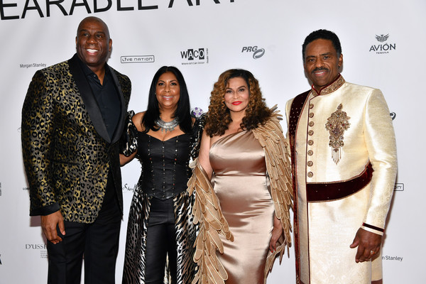 #WearableArtGala #TinaLawson brings out the stars for 2nd annual gala! #Beyonce & #GloriaCarter HONORED! [pics]