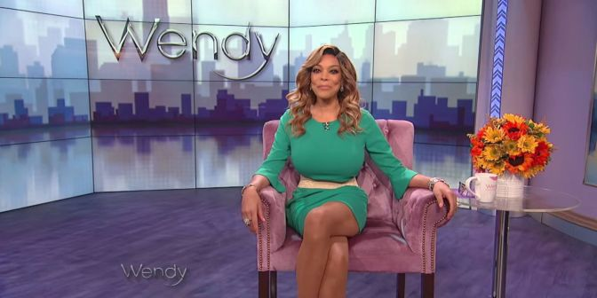 #WendyWilliams OPENS UP about battling #GravesDisease while going through menopause![details]