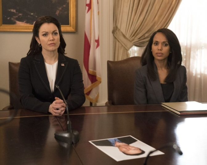 WATCH: #Scandal season 7 ep 17 'Standing In The Sun' [full ep]