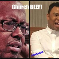 #CHURCHBEEF! #AndrewCaldwell gets DRAGGED by the #CussingPastor! [vid]