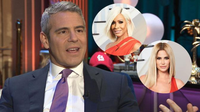 #RHOA NEWS #AndyCohen says no FINAL decisions have been made for #RHOA season 11, but CHANGE is coming! Kim is OUT! [details]