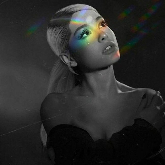 NEW MUSIC: #ArianaGrande 'No Tears Left To Cry' [vid]