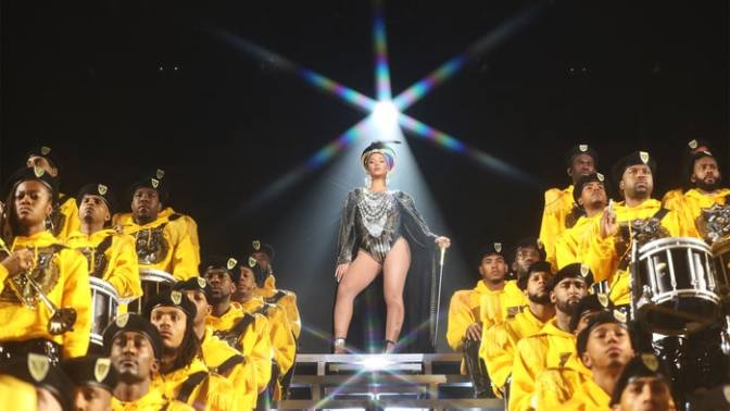 #Beychella PART 2! #Beyonce SWITCHING things up for 2nd #Coachella weekend show![details]