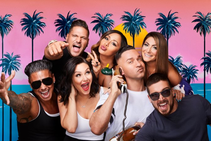 WATCH: #JerseyShore Family Vacation season 1 ep 1