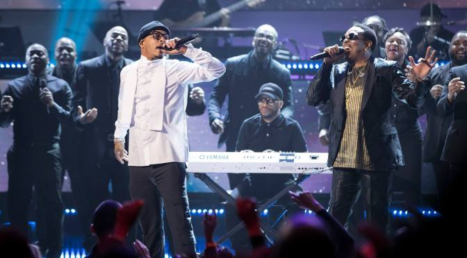 NEW MUSIC: #CharlieWilson 'I'm Blessed' feat. @TIP [vid]