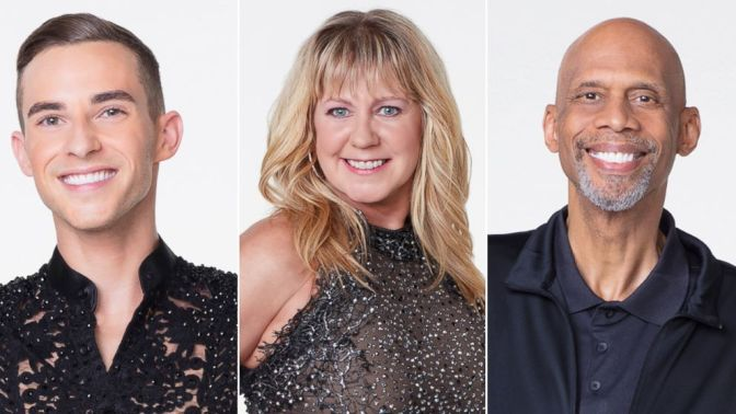 #DWTS26 cast REVEALED and it looks BORING already! #TonyaHarding #Adam Rippon and MORE.. [details]