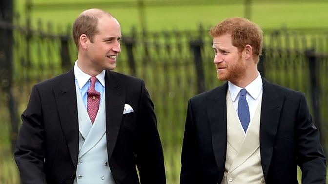 #TheRoyals: #PrinceHarry asks #PrinceWilliam to be his BESTMAN! [details]