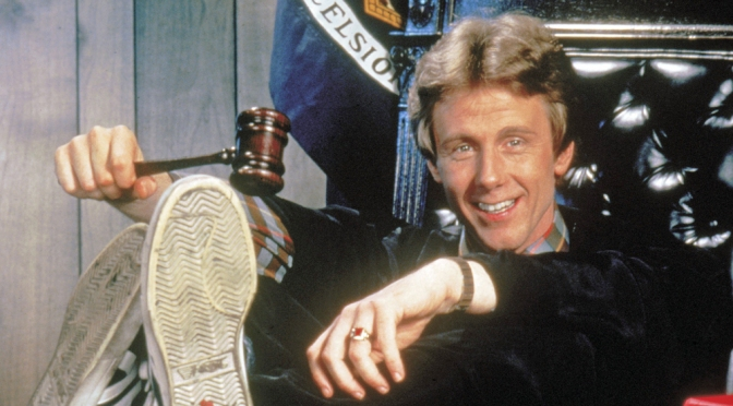 'Night Court' star #HarryAnderson has DIED at 65! [details]