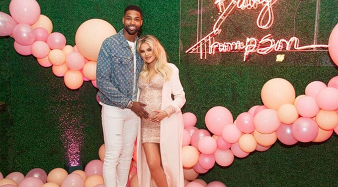 #KhloeKardashian names her daughter #TrueThompson! [details]