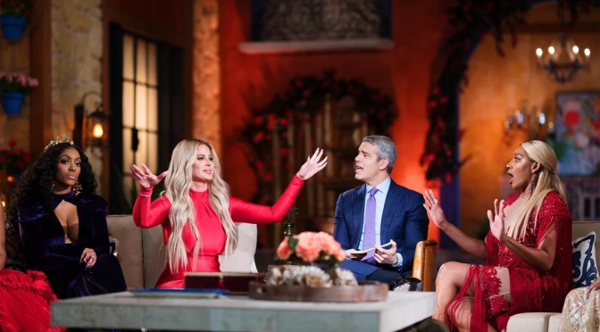 #RHOA News: #KimZolciak says RACISM isn't'all that REAL' & is magnified by social media! [vid]