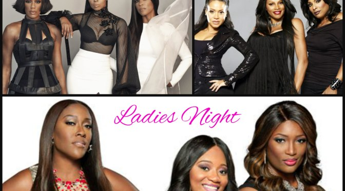 #SaltNPepa #SWV & #EnVogue land new reality show, 'Ladies Night' on BET! [details]