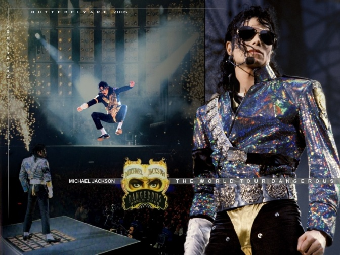 Sunday Energy Shot: #MichaelJackson 'Jam'-Dangerous Tour 1992 Bucharest! [vid]
