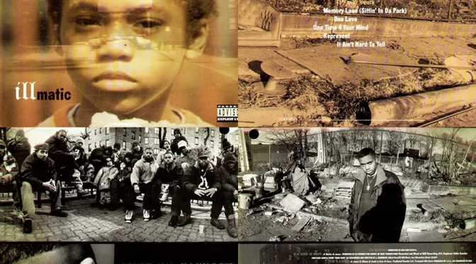 On This Day… 24 years ago #Nas dropped #Illmatic & changed HIP HOP! [vid]