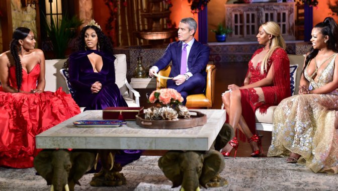 WATCH #RHOA season 10 ep 21 'Reunion Part 3' [full ep]