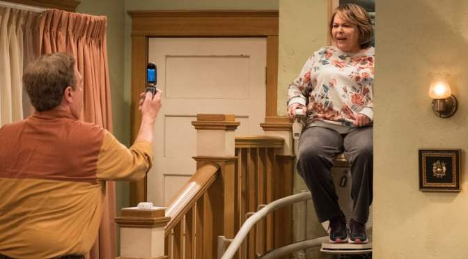 ABC CANCELS #Roseanne after RACIST TWEET!  [details]