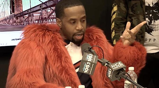 #Safaree DETAILS being ROBBED at GUNPOINT in emotional sitdown! Suspects CAUGHT! [vid]