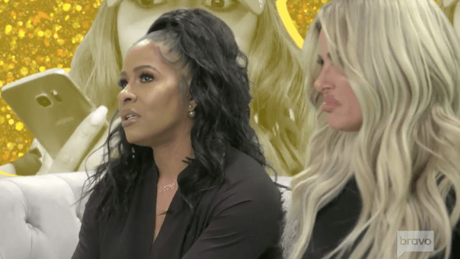 RUMOR PATROL:#ShereeWhitfield & #KimZolciak AXED from #RHOA season 11? Kim says 'NO!' [details]