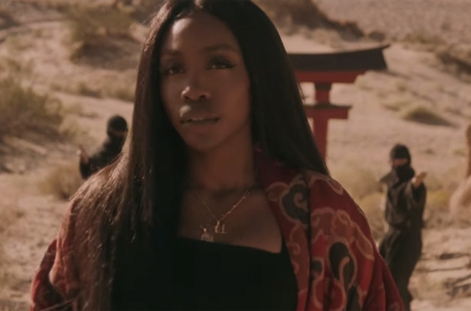 NEW VIDEO: #Sza 'Doves in the Wind' feat. #KendrickLamar [vid]