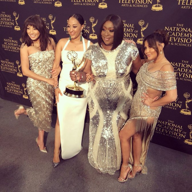 #DaytimeEmmys: @TheRealDaytime WINS 'Outstanding Talk Show Host'! [vid]