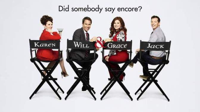 WATCH: #WillandGrace season 9 ep 16 'It's A Family Affair' [full ep]