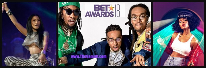 #BETAwards18- #NickiMinaj #JanelleMonae & #Migos set to PERFORM! [details]