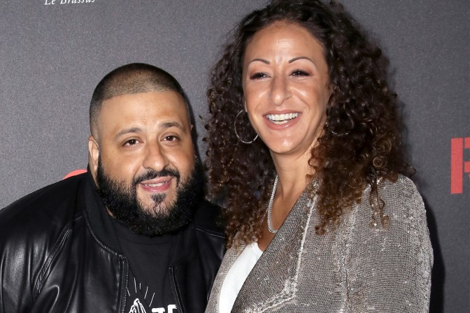 #DJKhaled does NOT eat the BOX and TWITTER is not okay with it! [vid]