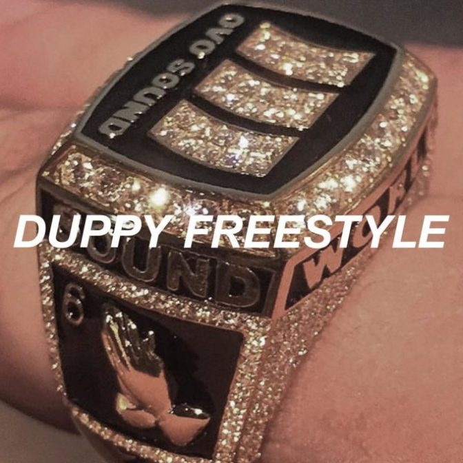 NEW MUSIC: #Drake CLAPS BACK at #PushT with 'Duppy Freestyle' [audio]