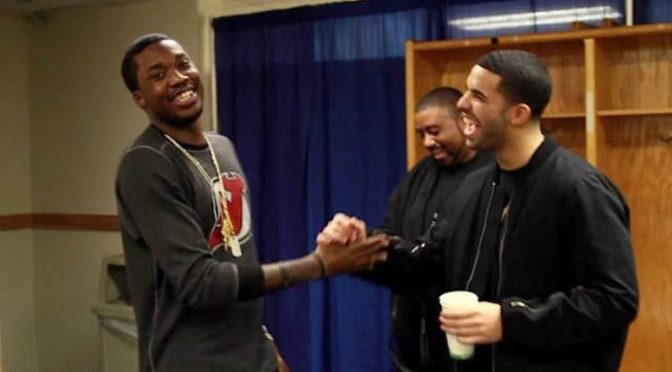 #MeekMill NAME DROPS #Drake in 'What's Beef' freestyle! [audio]