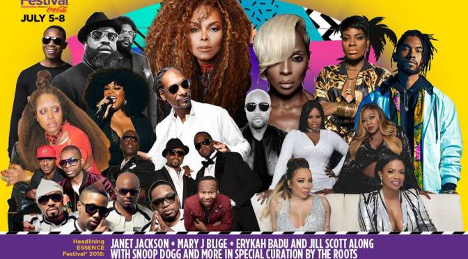 #EssenceFest 2016 with #JanetJackson has added even MORE STAR POWER! See how to get tickets HERE! [vid]