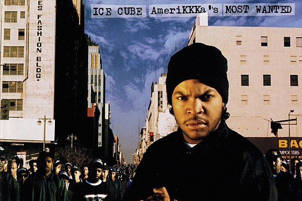 WAKE UP JAM: #IceCube 'AmeriKKKa's Most Wanted' [audio]