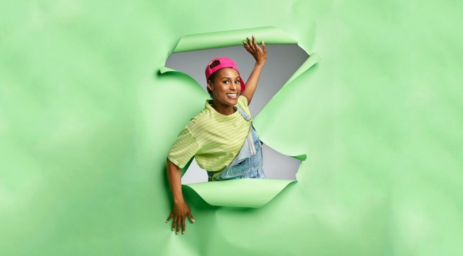 MAG TAG: #IssaRae TRANSFORMS into 90's TV FAVES for #GQMag! [pics]