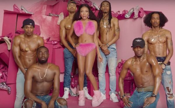 NEW VIDEO: #LilMama 'Shoe Game' [vid]