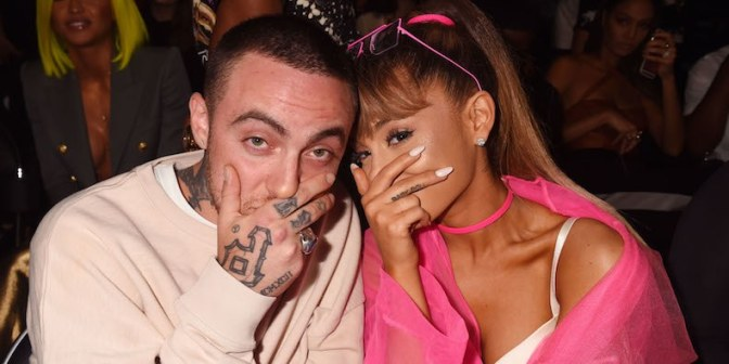SPLITSVILLE! #ArianaGrande and #MacMiller call it QUITS! [details]