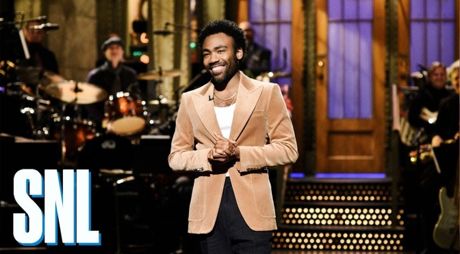 #SNL42: BEST MOMENTS with #DonaldGlover! [vids]
