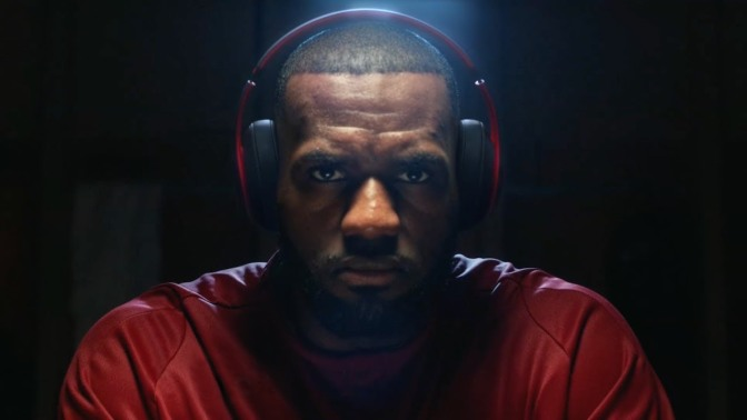 #MadeDefiant- New #BeatsbyDre advert features #LebronJames, #KevinDurant & #JamesHarden! [vid]