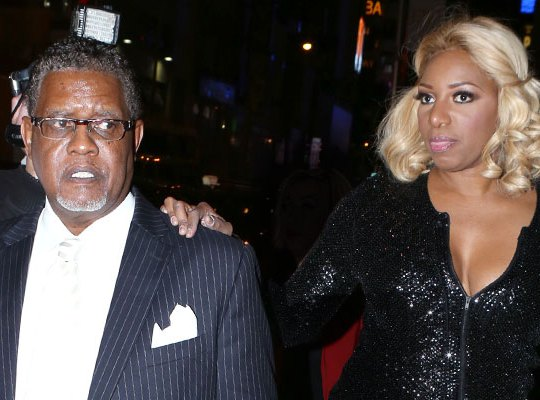 #RHOA NEWS: #NeNeLeakes hubby, Gregg in the hospital AGAIN! [details]
