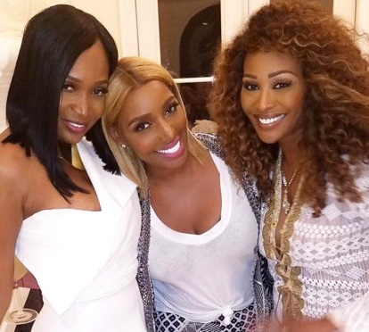 Diced PEACHES? #RHOA season 11 casting news! #KenyaMoore PEACH SNATCHED!? Check out the NEW PEACHES testing! [vid]