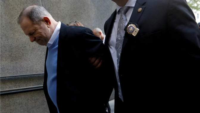#HarveyWeinstein INDICTED in #NYC on Rape Charges! [details]