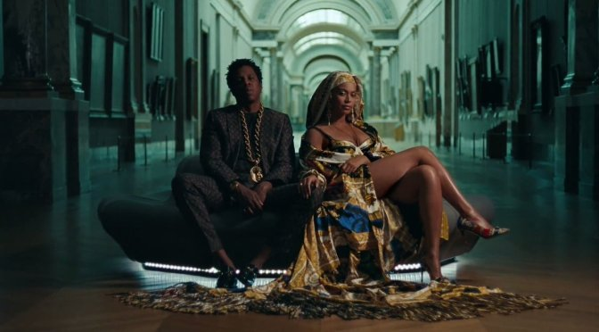 NEW VIDEO: #TheCarters 'Ape Sh*t' [vid]