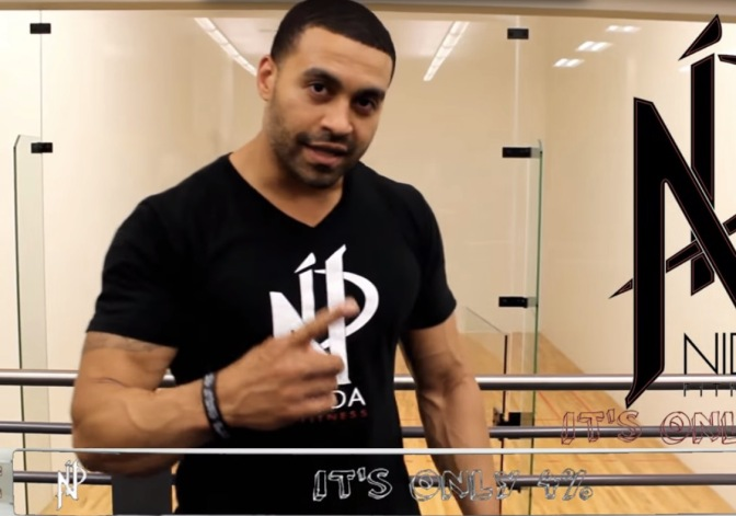 Apollo Nida gets FIT in Prison