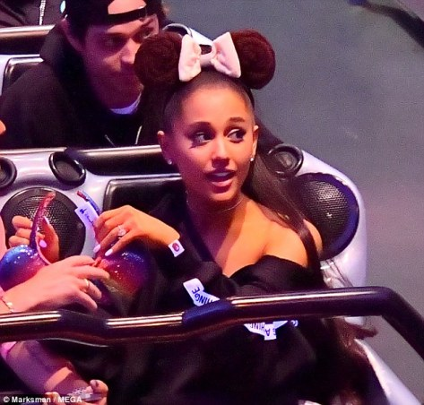 ariana-grande-picture-exclusive-pop-star-shows-off-engagement-ring-at-disneyland-with-pete-davidson