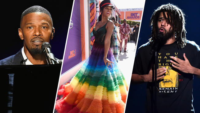 The GOOD the BAD and the UGLY from the #BETAwards 18! [details]